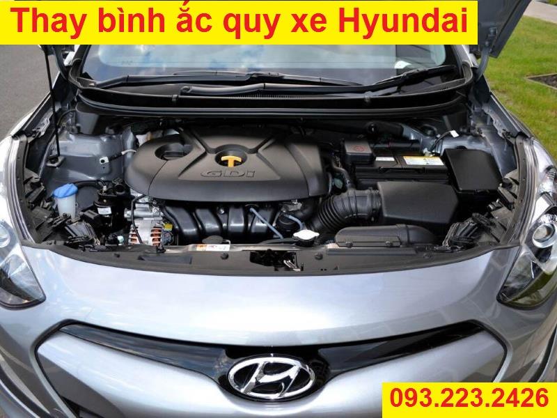 thay binh xe Hyundai