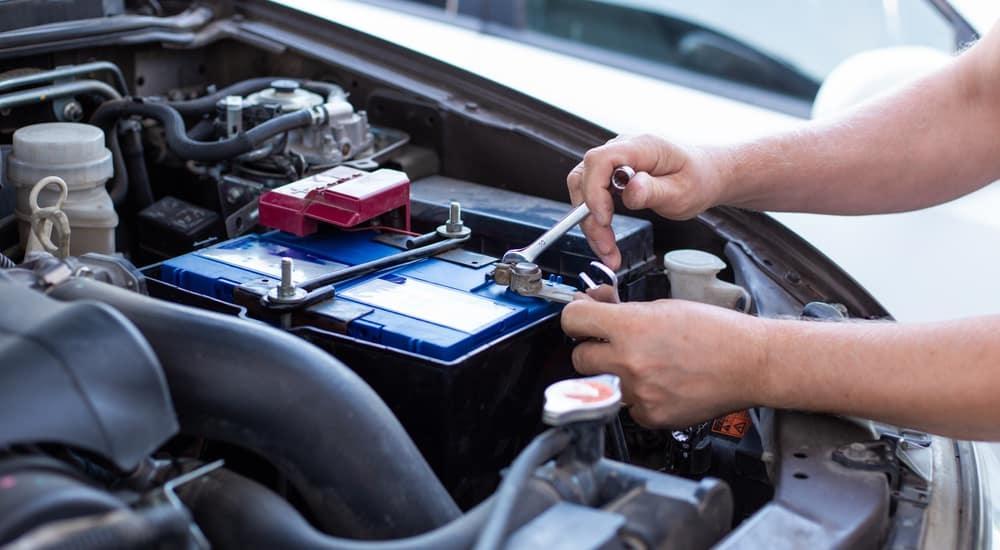 Thay bình xe hơi Tp HCM